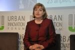 Надя Данкинова, изпълнителен директор на Фонд за устойчиво развитие на София