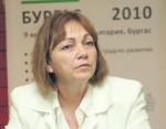 арх. Веселина Илиева, главен архитект на Община Бургас